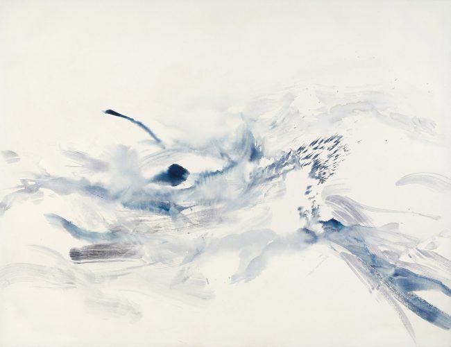 storm,acrylic on canvas, 153x200cm.,2008,Avi