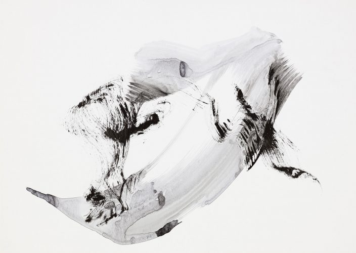 untitled, 2020, 50x70cm.